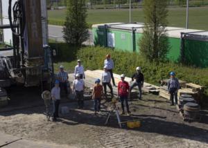 Eerste project Wkb Alphen aan den Rijn